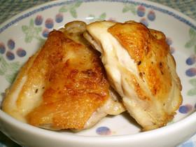 超簡単!鶏もも肉のクレイジーソルトソテー