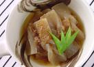 らくちん常備菜、こんにゃくの含め煮。