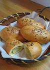 ふんわり*さつま芋あんパン