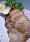 簡単。 豚ロース肉の唐揚げ焼き