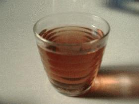 健康的に黒豆茶