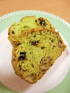 ホットケーキミックスで春色アボカドケーキ