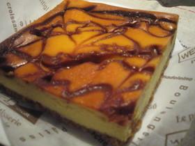 キャラチー♡キャラメルチーズケーキ