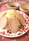 ●簡単なのにおいしい☆鶏ハムライス●
