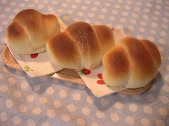 必見冷蔵庫で2次発酵~朝食に出来たてパン