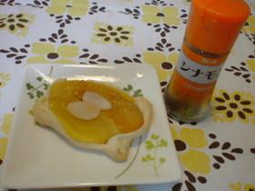 簡単りんごのバター煮☆