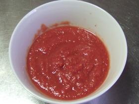我が家のオールマイティー♥トマトソース