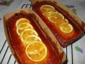 レモンケーキ*ヨーグルトケーキ応用編*