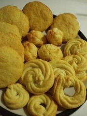 リコッタチーズクッキーの写真