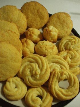 リコッタチーズクッキー