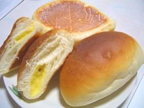 ☆クリームパン☆