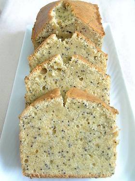 ベイリーズ&ホワイトチョコパウンドケーキ