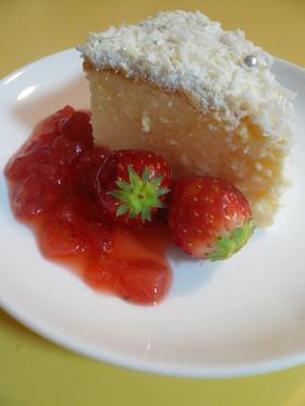 Snow White Cake 。