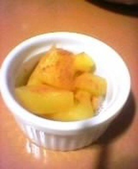 大好評!りんごのプリザーブ