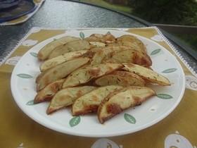 オーブンで簡単☆ローズマリー・ポテト