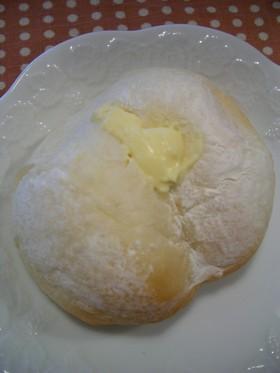 クレームフォンデュ~Wクリームの白パン~