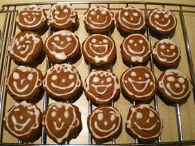 クリスマスに♪ジンジャーブレッドクッキー