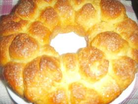 モンキーブレッド(炊飯器&オーブン)