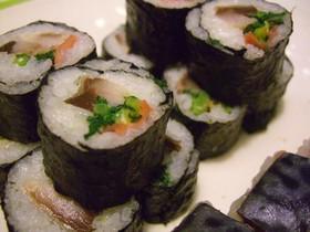 巻き寿司 / 鯖の香り巻き