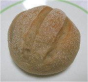 炒り玄米粉で香ばしい!パンの写真