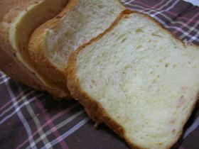 超♡がつく程ふわふわなハムチーズ食パン