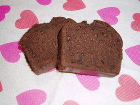 ♪ノンオイル☆濃厚チョコケーキ 節約版♪