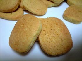 クリームチーズのクッキー