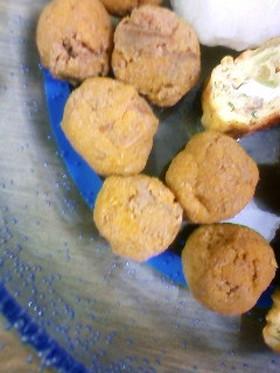 離乳食後期 かぼちゃ&レバー