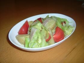 春爛漫✿新じゃがと春きゃべつのサラダ