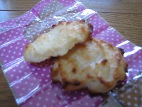 簡単!トースターで!?豆乳クッキー