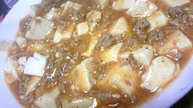 手抜きだけど美味な麻婆豆腐