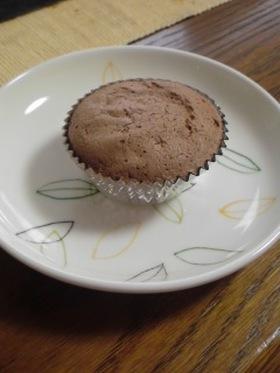 ホイップでチョコケーキ