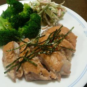 チキンの明太マヨ焼き