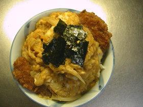 カツ丼 ~チーズカツ丼~