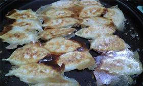 シャキシャキ豆腐餃子