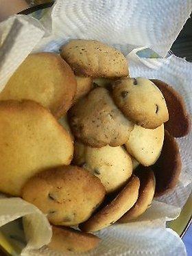 HMでクッキー