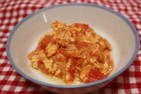 トマトの卵炒め☆