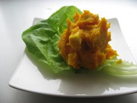 かぼちゃのクリーミーチーズサラダ