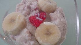 ☆Love離乳食☆バナナいちごパン粥