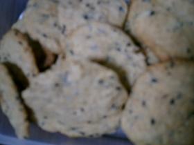 サクサク薄っぺらクッキー