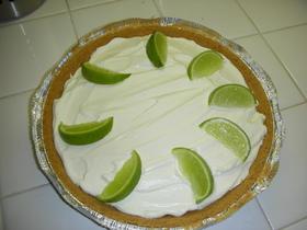 簡単ライムパイ-Key Lime Pie