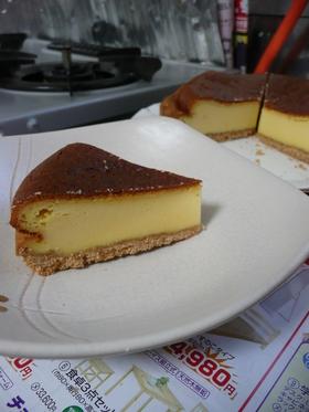 ☆ベイクドチーズケーキ☆