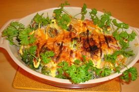 ほくほく里芋のオーブン焼き