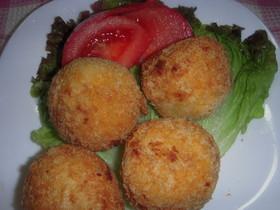 コロッケ(挽肉とコーン)