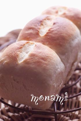 タピオカ粉で*もっちりミニ食パン♪
