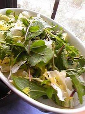 ☆すし酢でサラダ☆