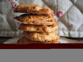 あっさりバナナクッキー