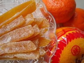 砂糖3分の1 炊飯器でオレンジピール