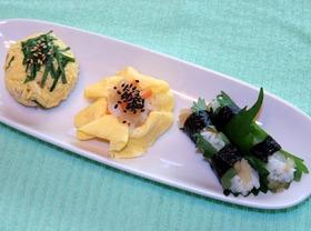 手毬寿司 ちらし寿司の具バージョン