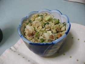我が家のおからと納豆の食べ方